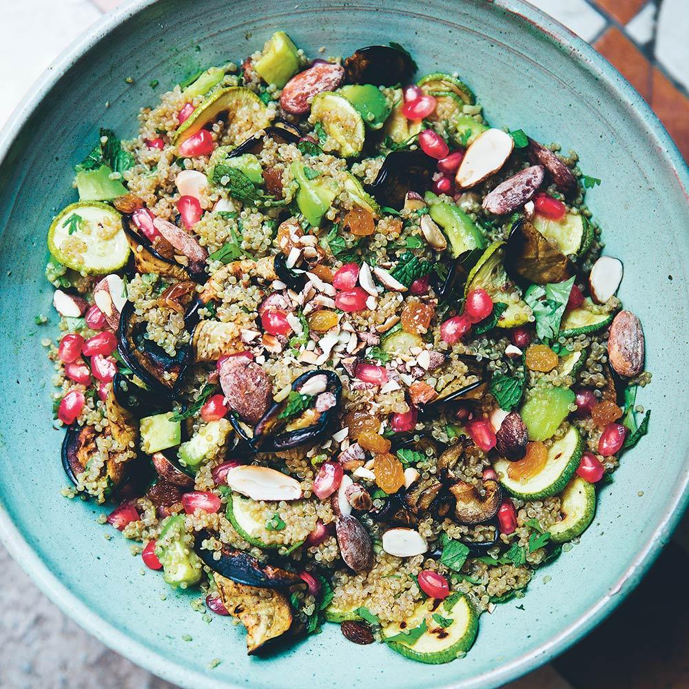 vegan rijst recept