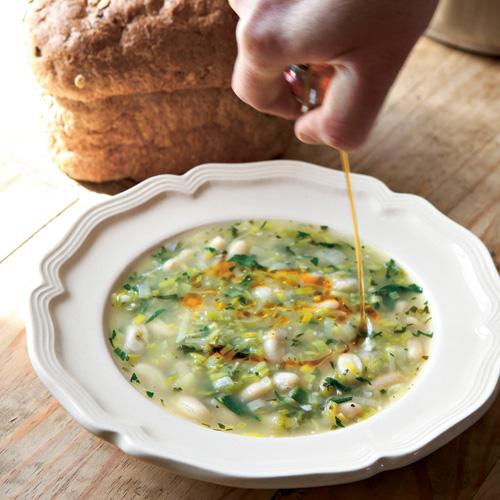 Scandinavische Keuken Recepten : Venkelsoep met spinazie recept – Jamie magazine